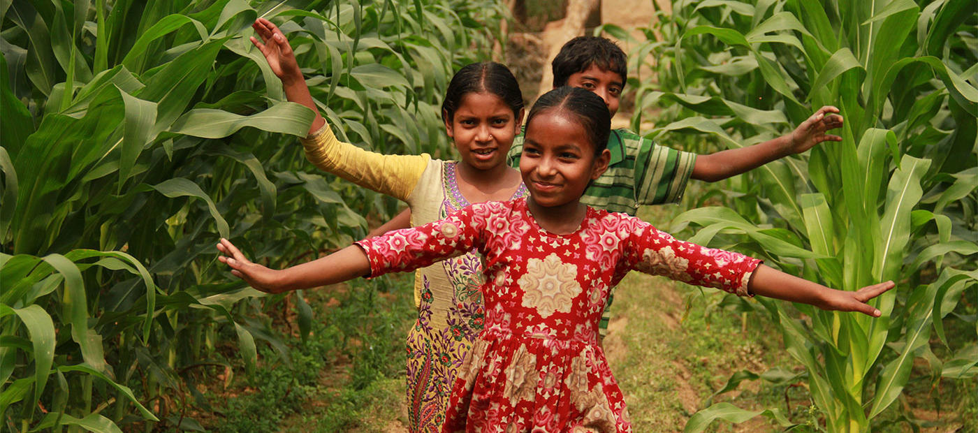 Kinder World Vision Bangladesch