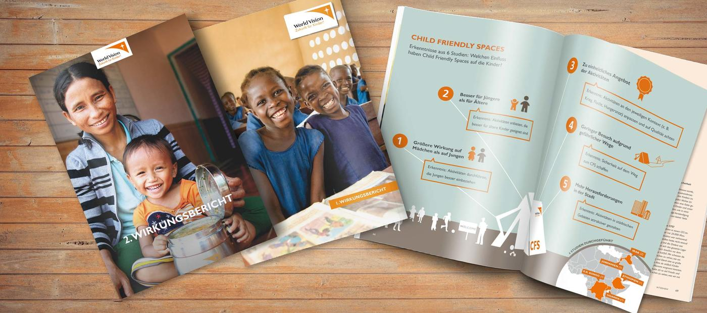 Publikationen von World Vision