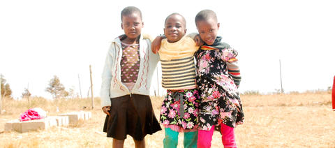 World Vision Swasiland Projekt Kinder Förderung Patenschaft Not
