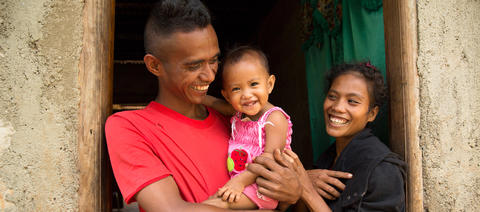 KInder Timor-Leste World Vision