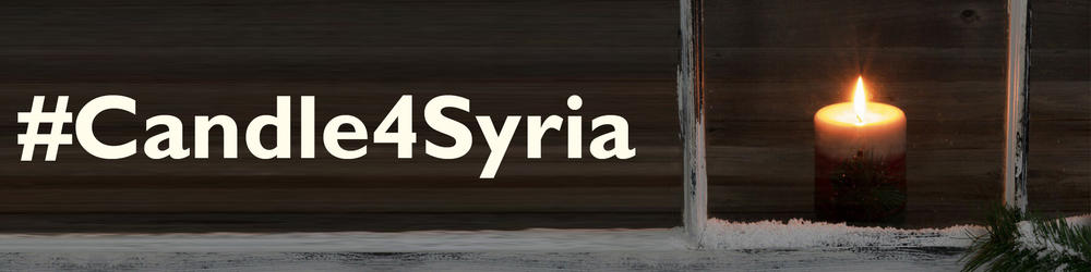 #Candle4Syria