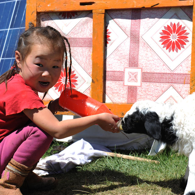 Kind World Vision Mongolei