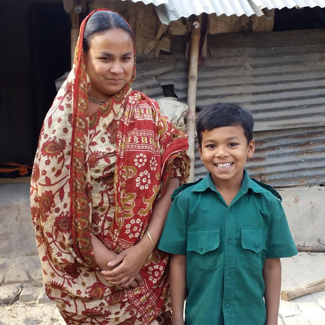 World Vision Bangladesch