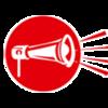 Icon Frühwarnsysteme & Notfallpläne