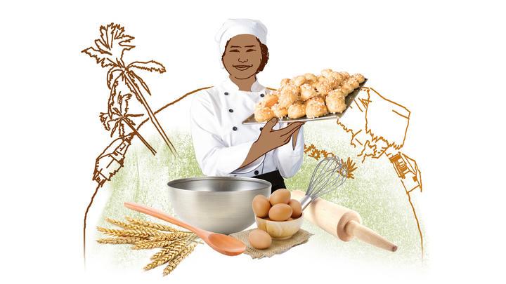 Start-Up Bäckerei