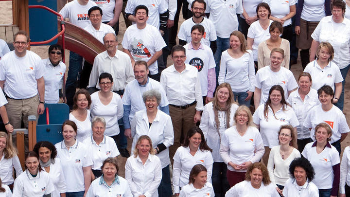 World Vision Paten- und Spenderservice