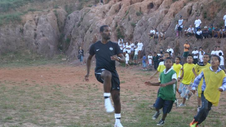 Cacau Kinderstiftung: Sports for Life