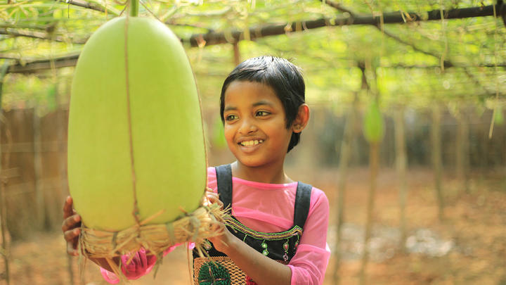 World Vision Bangladesch Kinder in Not
