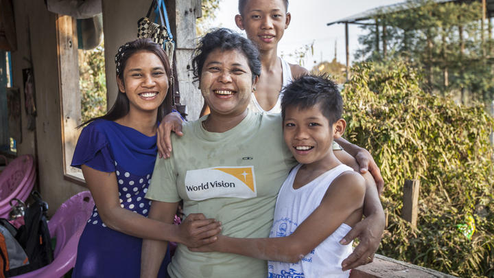 World Vision Myanmar